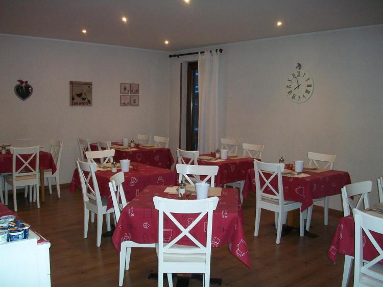 Sala colazioni 2