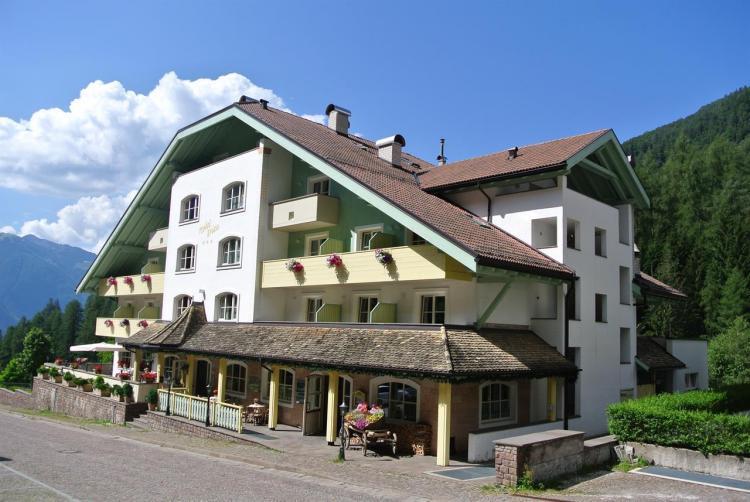 Hotel Erica esterno