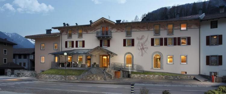 esterno hotel Borel