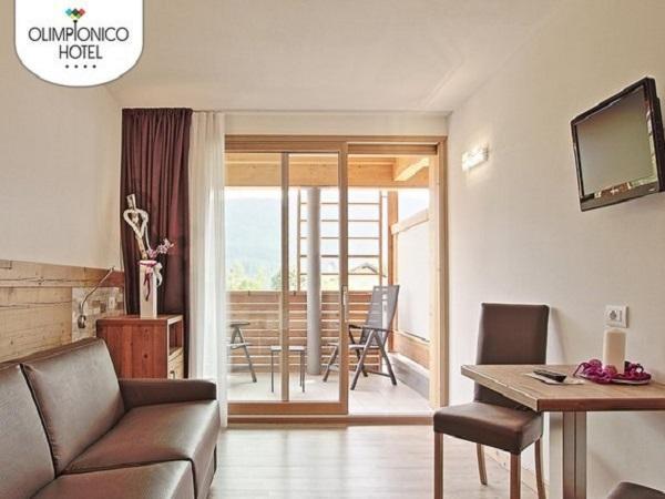 Junior Suite Olimpionico Hotel