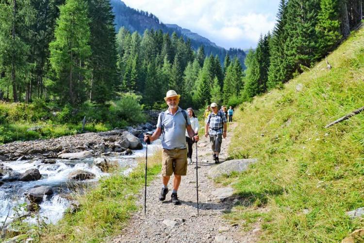 Passeggiando nel Parco Naturale Adamello Brenta