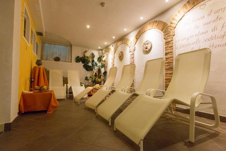 zona relax saune