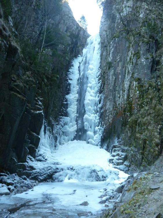 cascata del lupo