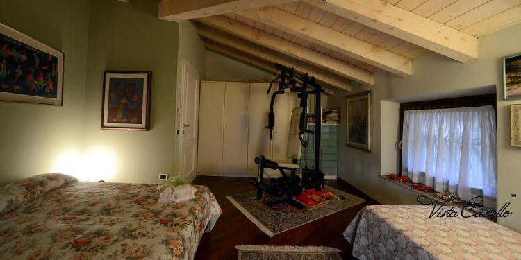 Camera Verde - B&B Vista Castello