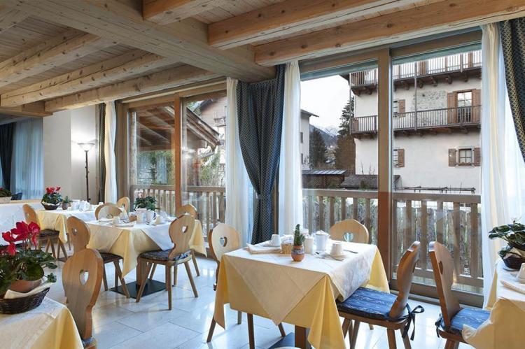 Sala Colazione Casa Moresc