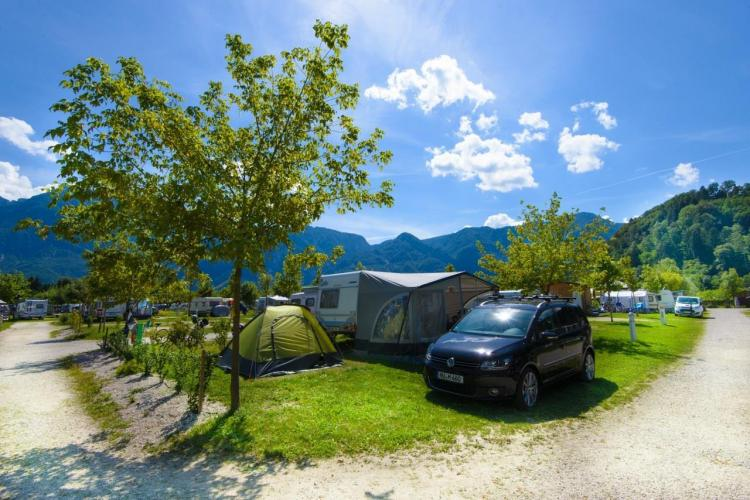 Piazzola airone Camping Levico