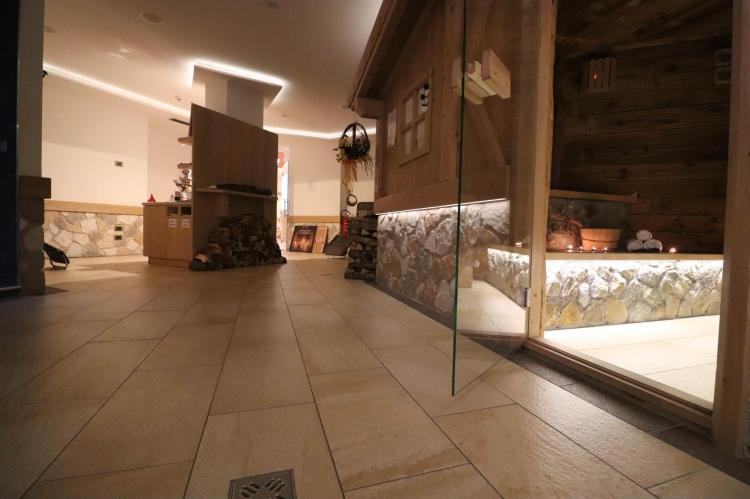 Saune Alpen Garten Hotel Margherita Rumo