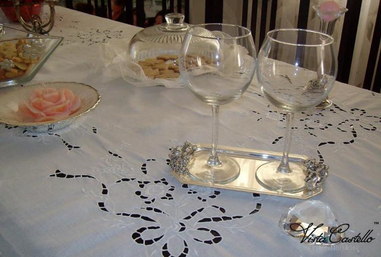 Tavolo colazione - B&B Vista Castello