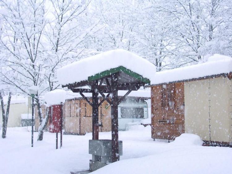 Camping Val Rendena inverno