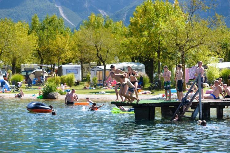 Fun Camping Lago di Levico