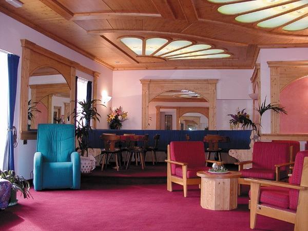 Hotel Vittoria sala relax