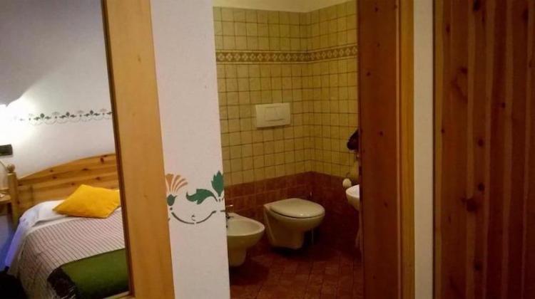 BB la brisa interno bagno e camera