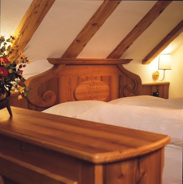 Camera da letto dettaglio Nambino