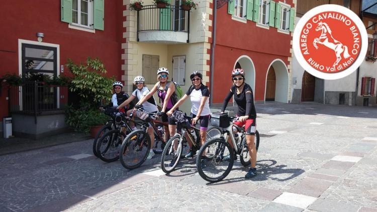 Vacanze in bike in Trentino